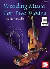 Wedding Music For Two Violins Play Classical Songs FIDDLE MUSIC BOOK Online PDF