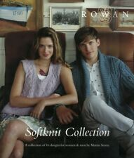 Rowan Softknit Collection 16 Designs by Martin Storey Knitting Pattern Book