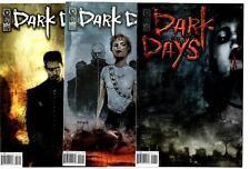 Dark Days #1-6 (2003) IDW Publishing VF/NM to NM