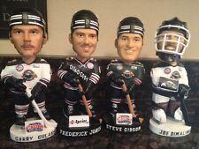 UHL Quad City Mallards Hockey Bobbleheads Iowa NHL SGA