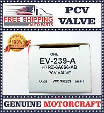 Motorcraft EV239A PCV Valve 1995-2003 FORD MERCURY
