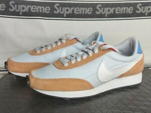 Nike Daybreak Womens Size 6 Running Shoes Brown / Grey / White CK2351 005 Suede