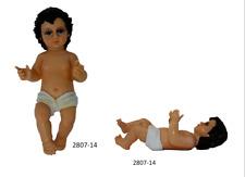 """13"""" Baby Jesus Nativity/ Niño Dios Nacimiento  Christmas Statue 2807-14"""