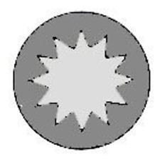 Zylinderkopfschraubensatz - Reinz 14-32121-01