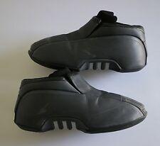 2001 ADIDAS Kobe Bryant II 2 Graphite Grey Silver Black Men's Size 14 GUC