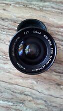 Sigma Mini Wide 28mm f/2.8 Manual Ai-s Lens sigma