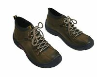 Herren Winter Schuhe Harrykson Outdoor Leder Stiefel Mens Boots Sportschuh M527