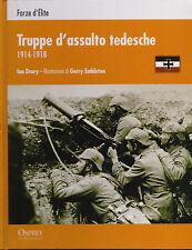 TRUPPE D'ASSALTO TEDESCHE 1914/1918 - guerre contemporanee  - Osprey RBA 2012