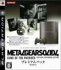 playstation 3 (40Gb) Metal Gear Solid 4: Guns Of The Patriots Premium Used