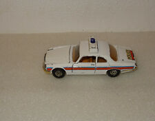 VOITURE DE POLICE CORGI JAGUAR XJI2C MADE IN GT BRITAIN PAT N°1278081