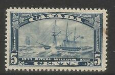 Canada 1933 Steamship Royal William--Attractive Ship Topical (204) MH