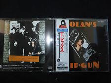 RARE CD T REX / BOLAN ' S ZIP GUN / JAPAN PRESSAGE /