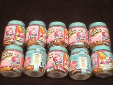 SHOPKINS CHEF CLUB SEASON 6 LOT OF 30 BLIND BAG JARS BRAND NEW SEALED