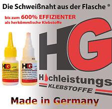 Die Schweißnaht aus der Flasche ® HG-Klebstoffe - Alleskleber TOP SELLER