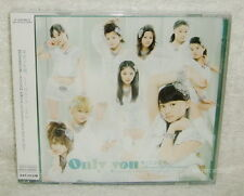 Japan Morning Musume Only You Taiwan Ltd CD+DVD Ver. C