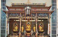 First Chinese Buddhist Temple of Hawaii 1960s Hawaii Postcard Pagoda Shrine