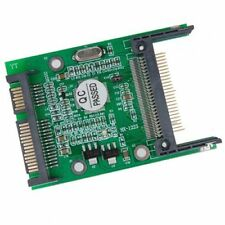 Compact Flash CF to Serial ATA SATA Adapter Converter BT E4Q7