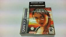 LARA CROFT TOMB RAIDER LEGEND  GAME BOY ADVANCE NUOVO !!!!!