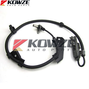 Front Right ABS Wheel Speed Sensor for Isuzu D-Max 897387989151 TAIWAN Quality