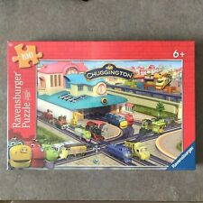 Ravensburger Chuggington Busy Day 100 Piece Puzzle - NEW SEALED