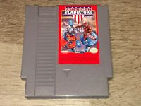 American Gladiators Nintendo Nes Cleaned & Tested Authentic