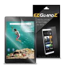 1X EZguardz LCD Screen Protector Skin Cover Shield HD 1X For HTC Nexus 9 Tablet