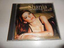 CD  The Woman in Me von Shania Twain