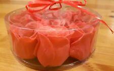 Ramos De Rosas Confeti de Baño/Pétalos De Jabón Perfumado (rojo)