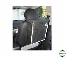 Scossa Car Trash Bag Garbage Bag Black Collapsible Pop-up Waterproof Can Holder