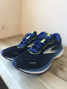 Brooks Ghost 13 Running Shoes Mens Size UK 10.5 Wide (2E)