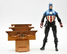 Diamond Toys - Marvel Select - Captain America Action Figure with Display Stand
