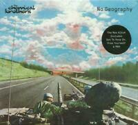 No Geography by The Chemical Brothers 2019 UK CD | Brand New & Sealed