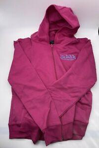 Von Dutch Women's NWT Originals Von Dutch Hoodie 100% Authentic Brand New