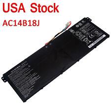 AC14B18J 3ICP5/57/80 Battery For Acer ES1-511 ES1-512 Chromebook CB3-111 CB5-311