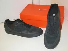 Nike Talache Low AC ND Black Suede Leather Walking Trainer Casual Shoes Mens 9
