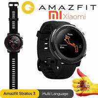XIAOMI amazfit Stratos 3 19 gps modo de Deportes Reloj Inteligente Impermeable 1
