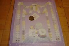 All in One Hanging Decorating Kit Multi-Color / BABY SHOWER party Kit