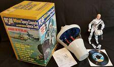 Vintage 1960s GI Joe Space Capsule Astronaut Mint Suit w/Box & Inserts Hasbro