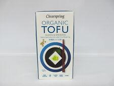Clearspring Organic seidentofu du Tofu, bio, 300 g/ATG 290 g