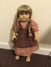 New ListingAmerican Girl Kirsten doll Pleasant Company Excellent Condition