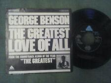 "7"": GEORGE BENSON/MICHAEL MASSER - The Greatest OST Muhammad Ali - ARISTA - 1977"