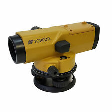 Four (4) New Topcon AT-B3A 28x Automatic Levels