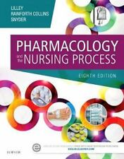 College health education textbooks for sale ebay pharmacology and the nursing process by shelly rainforth collins julie s snyder and linda fandeluxe Gallery