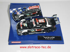"Carrera Digital 132  Audi RS 5 DTM R. Rast ""No. 33"" 30866 NEU OVP"