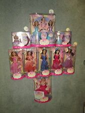 RARE BARBIE 12 DANCING PRINCESSES Lot of 11 + Twyla :) NRFB HTF L@@K! :)