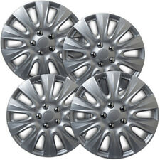 Hubcaps fits 08-08 Chrysler Pacifica 17 Inch Silver Replacement Wheel Cover Rim