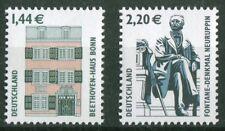 Bund 2306 - 2307 sauber postfrisch BRD SWK 2003 Sehenswürdigkeiten MNH