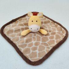 New listing Koala Baby Fleece Giraffe Security Blanket Lovey Soother Soft