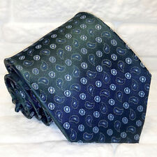 Cravatta uomo Nuova,100% seta, qualità superiore !  verde made in Italia