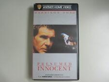 PRESUMED INNOCENT - VHS
